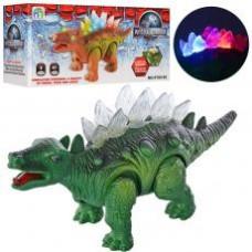 Динозавр 9789-85 26см, свет, звук, на бат-ке, в кор-ке, 26-12-8см