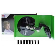 Набір шпигуна (підслуховуючий пристрій з навушником, коробка) ZR801 р.30,5*19*7,5см.
