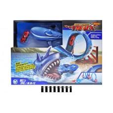 """Трек-запуск """"SHARK"""" (коробка) 011-42 р.48*35*12см."""