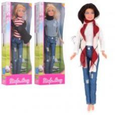 Кукла DEFA 8366-BF ( 29см, 3 вида, в кор-ке, 31-11-5см