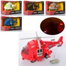 Вертолет AS-2166 АвтоСвіт,инер-й,1:20, 21см, зв, св, 5вид, бат(таб), в кор-ке, 23,5-15,5-11с