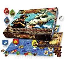 Пираты Игры в гофрокоробке 0826