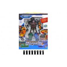 "Робот ""TOBOT"" ""MAGMA 6"" (коробка) 535 р.36*27*9,5см."