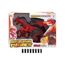 Динозавр (радіокерування, з муз і світл., коробка) RS6159A р.41*30*12,5см