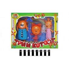 """Набір герої """"Три кота"""" (коробка, 3шт) 89655A"""