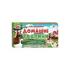 Настільна гра Домашні тварини ЧУДИК 12120078У