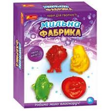 """Мильна фабрика """"Овочі - фрукти"""" 15100424У (ред.)"""
