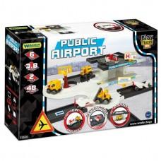 Play Tracks City - аеропорт