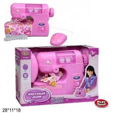 Швейная машина PLAY SMART 0926 Уютный дом батар.муз.свет.кор.28*11*18