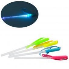 Аксессуары для праздника MK 2060 волшебная палочка,26см,свет,на бат(табл),4цвета,26-1-1см