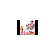 Кукла LL-035 (8см, колба-конфета 8см, аксессуары, 16шт(микс видов) в дисплее, 26-14-19см