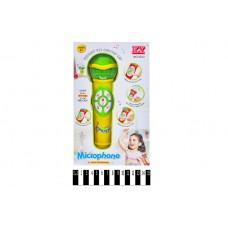 Мікрофон (коробка) 5832 р.24*15*6см.