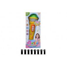 Мікрофон (муз зі світлом, коробка) 562 р.23*9,5*6,5см