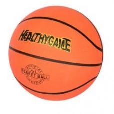 Мяч баскетбольный VA-0001-2 размер 5, резина, 440-470г,рисунок-печать,микс видов,в кульке