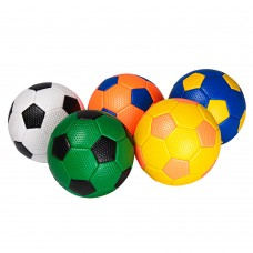Мяч футбольный BT-FB-0280 PVC размер 2 130г 5цв.