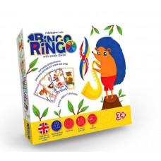 """Настільна гра """"Bingo Ringo"""" рос/англ (10)"""
