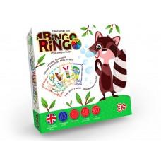 """Настільна гра """"Bingo Ringo"""" укр/англ (10)"""