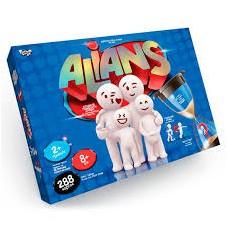 """Настільна розважальна гра """"ALIANS"""" укр (5)"""