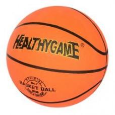 Мяч баскетбольный VA-0001  размер7,резина,8панелей,рисунок-печать,500-540г,микс видов,в кульке