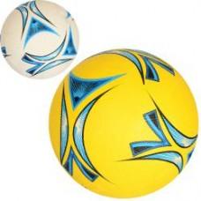 Мяч футбольный VA 0074 размер 5, резина Grain, 350г, 2цвета, в кульке