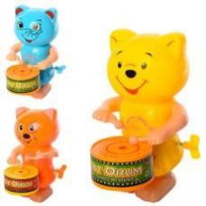 Заводная игрушка 7895-6-7-8 (13см, 3вида(животные) в кульке, 13-8-8см
