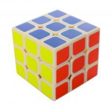 Кубик 1032A  3х3, в кульке, 5,5-5,5-5,5см