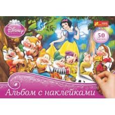 """Альбом з наклейками Дісней """"Принцеси №2"""" 12153107"""
