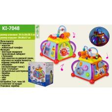 Муз разв.игрушка KI-7048 (806) батар.,в коробке 29,5*18*28,5см