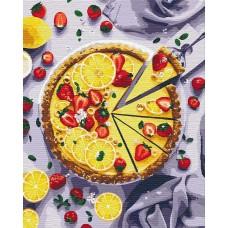 """КНО ( в обкладинці) """"Лимонний пиріг"""" 40*50см"""