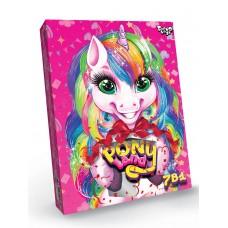 """Креативна творчість """"Pony Land 7 в 1"""" укр"""