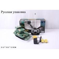 Танк PLAY SMART 9345 ''Боевой танк'' акум.стріляє кульками.кор.32*12,5*15