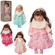 Кукла M 4412 I RU (50см,мягконабивная,муз-зв(рус),4вида,разобр,ба(табл),в кор-ке, 28-59-14см