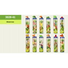 Животные 3029-41 (12 видов, в колбе 20*5с