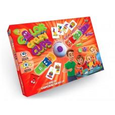 "Настільна розважальна гра ""Color Crazy Cups"" укр"