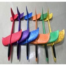 Запускалка-планер AA-1040 планер 48см микс цветов, в пакете