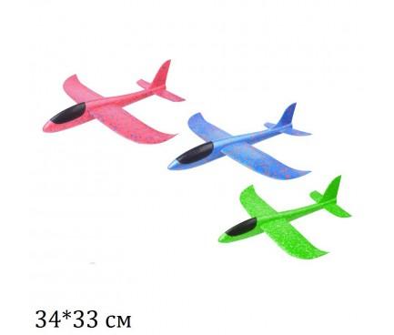 Літак 819-42 ручний запуск.3кол.кул.34*33