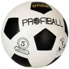 Мяч футбольный MS 3286  OFFICIAL, размер5, ПВХ, ламинирован, 400г,в кульке