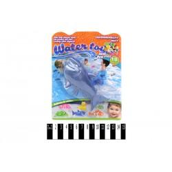 "Заводная игрушка""Акула"" (на ключику, планшет) YS1378-2A р.14*4*18,5 см"