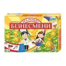 """Настольная игра """"Маленькие бизнесменны """" 0073"""