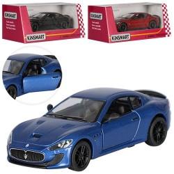 KT Машинка металл. Gran Turismo MC Stradale.3 цвета, в кор-ке,16-7-8см