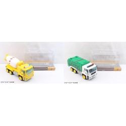 Стройка TR678-67/TR678-68 мусоровоз/бетономешалка инерц.2в.пласт.27*10*12 ш.к./36/