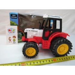 Трактор инерц. Фермер в коробке ABC-1 (25-15см)